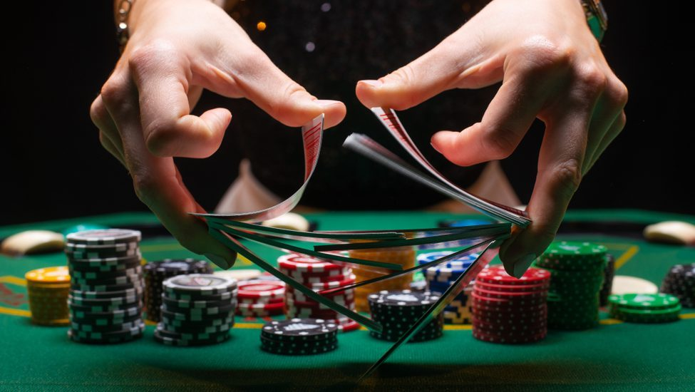 Simple Steps To Gambling Of Your Goals