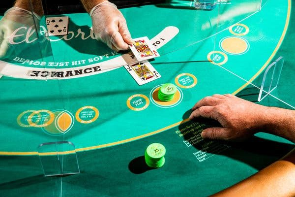 Five Should-haves Earlier Than Embarking On Gambling